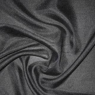 рогожка черная ш.145