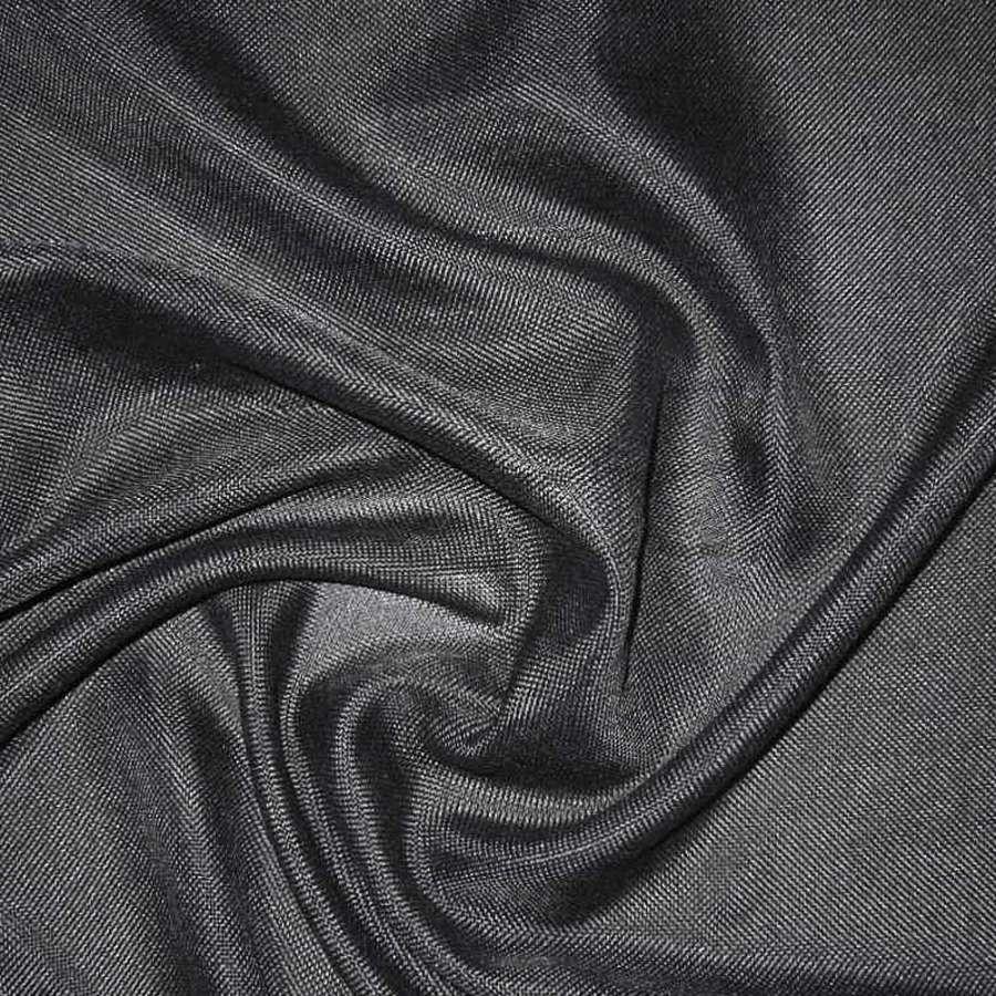 Рогожка чорна ш.145