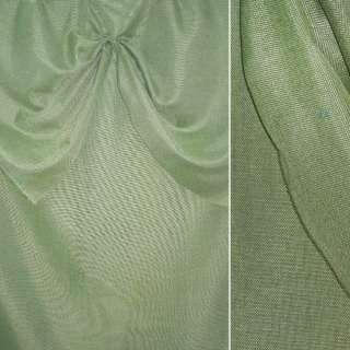 рогожка светло-зеленая ш.145