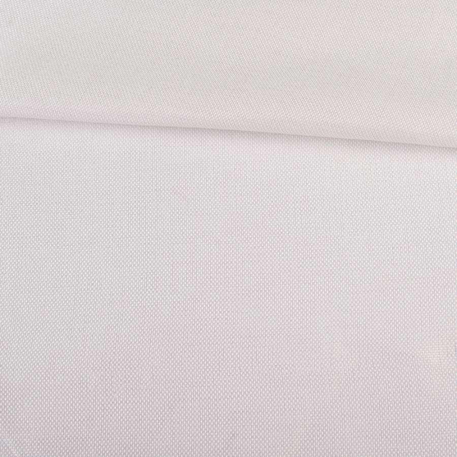Рогожка деко белая, ш.150