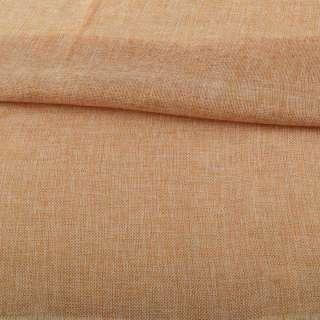 Рогожка деко рыже-коричневая ш.150