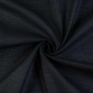 ситець чорний однотонний, ш.80