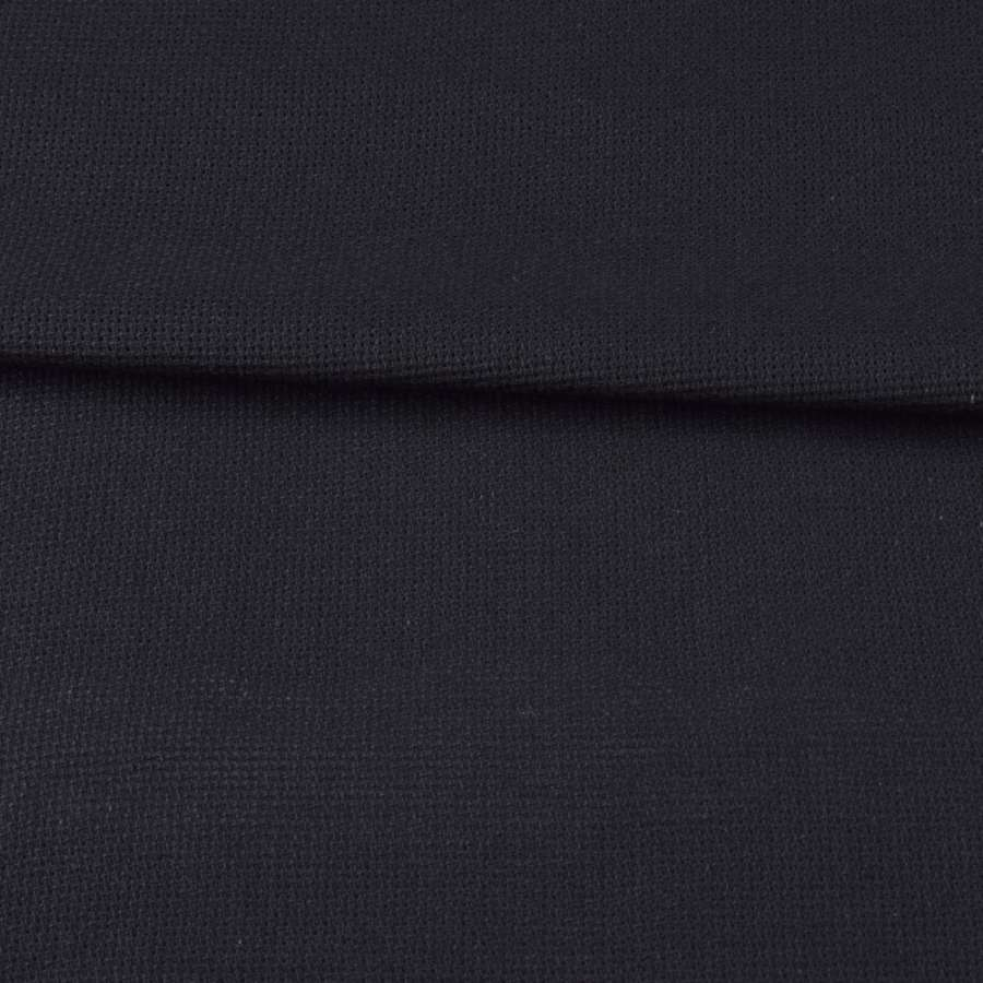 Ткань для вышивки Аида 16 черная (Черкассы) ш.150