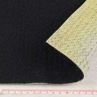 Подокатник полотно пл.115 черный (50) от рулона, ш.150