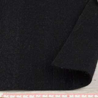 Фильц полотно пл.120 черный (100) ш.150