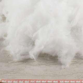 Холлофайбер Лебяжий пух белый (за 1кг), 10 кг мешок