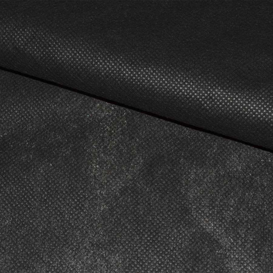 флизелин неклеевой черный (плотн.40) ш.150