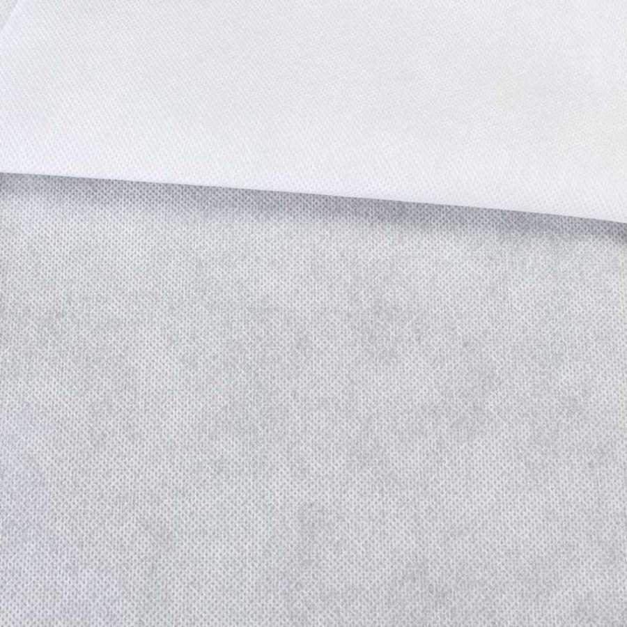 Флізелін неклеевой (спанбонд) білий, щільність 50, ш.160