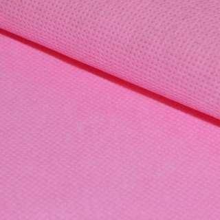 флизелин неклеевой розовый (плотн.60) ш.160