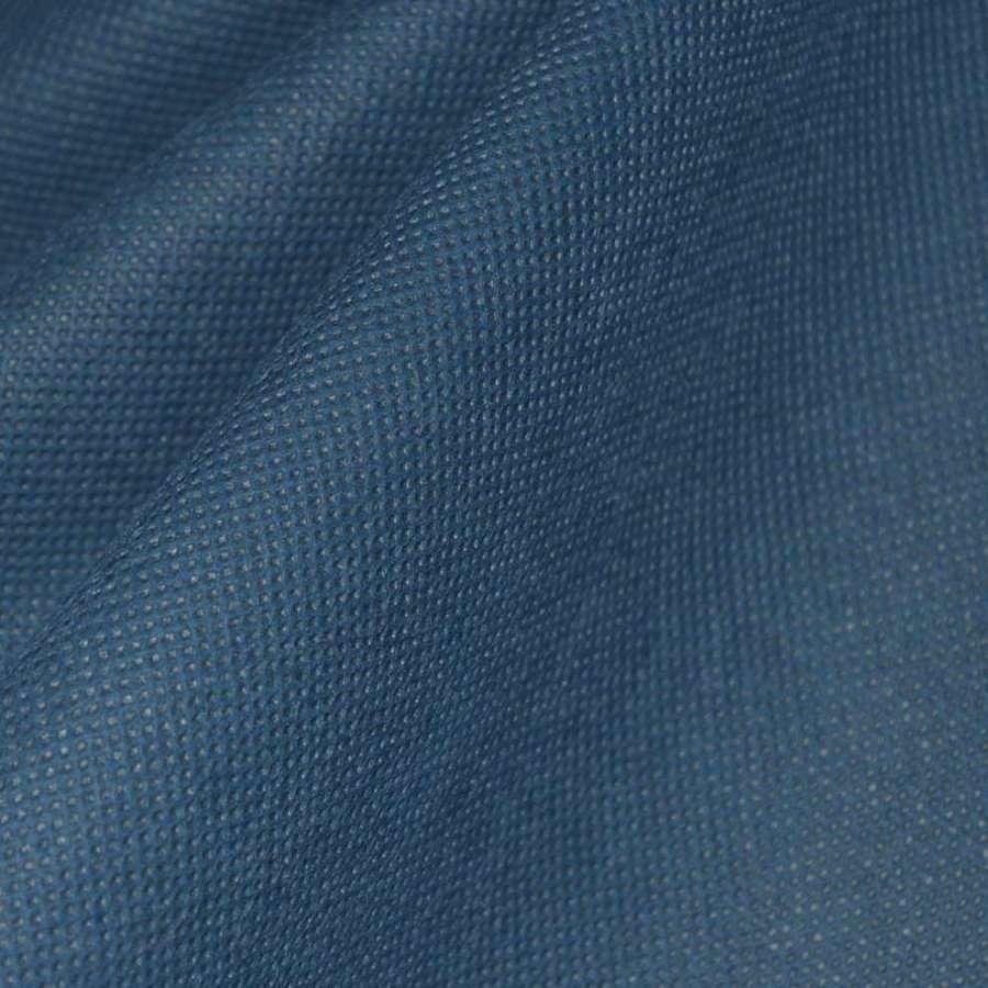 флизелин неклеевой темно-синий (плотн.60) ш.160