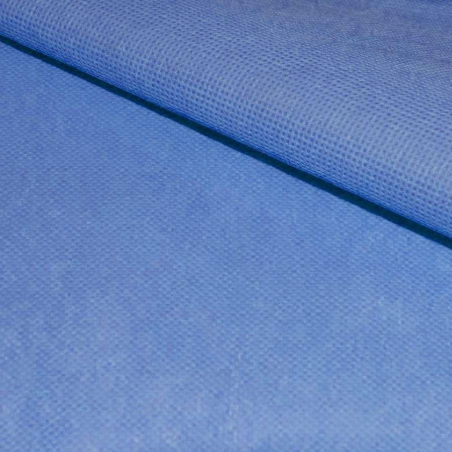 флизелин неклеевой голубой (плотн.60) ш.160