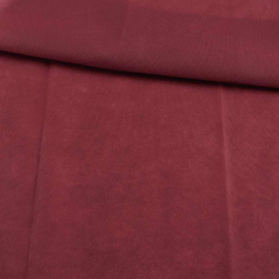 флизелин неклеевой бордовый (плотн.70) ш.160