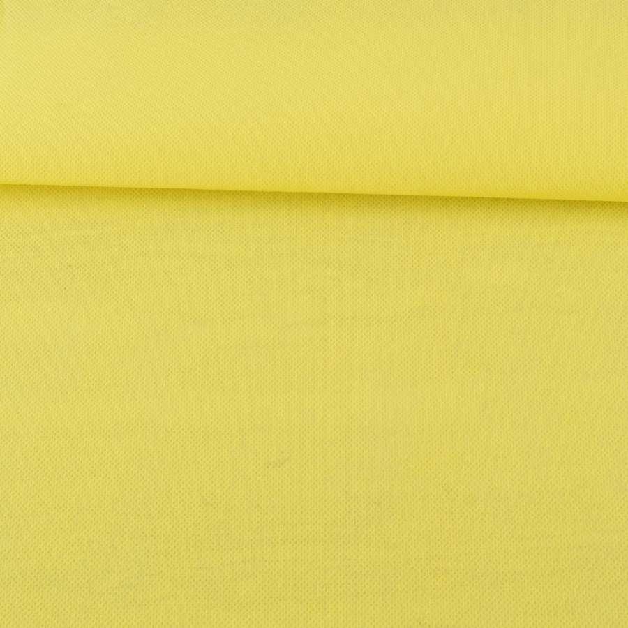 Флизелин неклеевой (спанбонд) желтый, плотность 70, ш.160