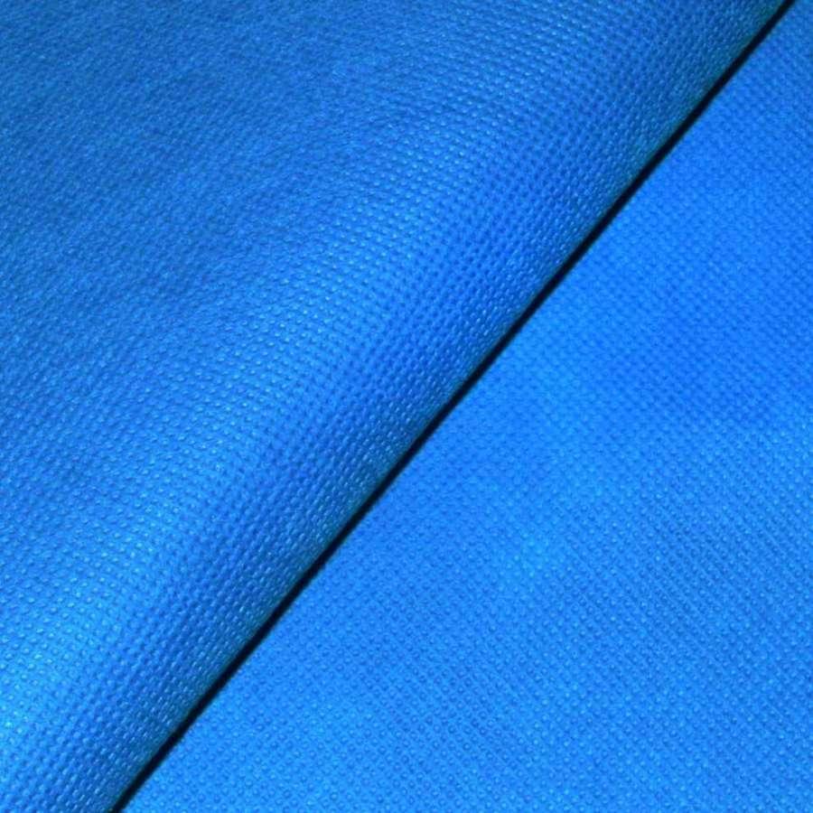 флизелин ярко-синий (неклеевой), плотность 70, ш.160