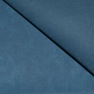 Флізелін неклеевой (спанбонд) синій світлий, щільність 70, ш.160