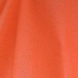 флизелин неклеевой оранжево-красный ( плотн.80) ш.160