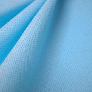 флизелин неклеевой бледно-голубой (плотн.80) ш.160