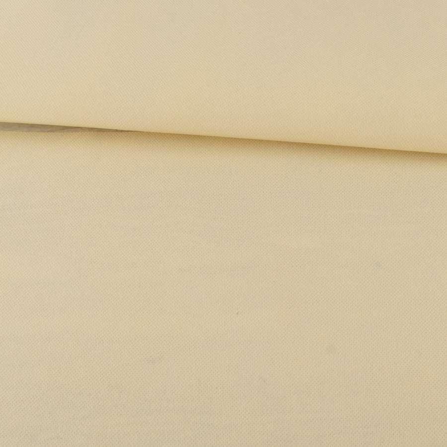 флизелин неклеевой ванильный (плотн.80) ш.160