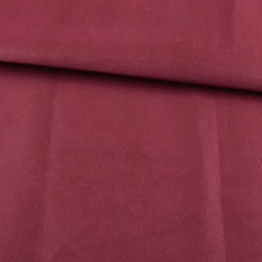 флизелин неклеевой бордовый (плотн.80) ш.160