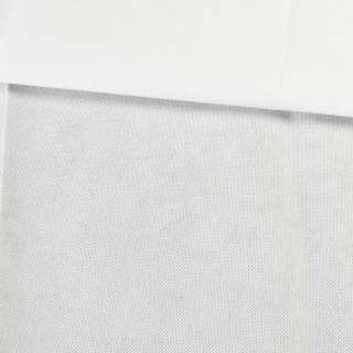Флизелин неклеевой (спанбонд) белый, плотность 100, ш.160