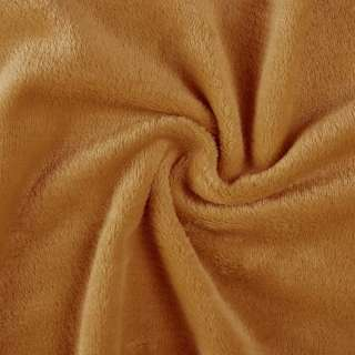 Велсофт (махра) двосторонній буро-помаранчевий ш.170