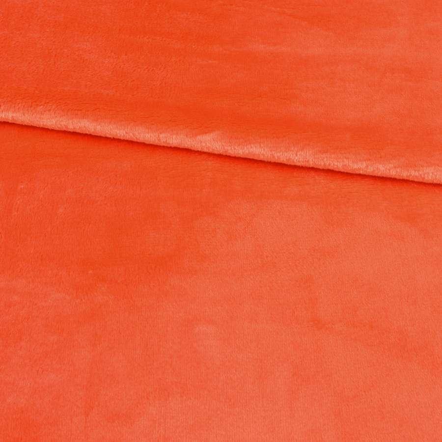 Велсофт двухсторонний оранжевый ш.230