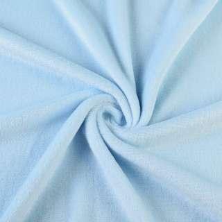 Велсофт двосторонній блакитний ш.185