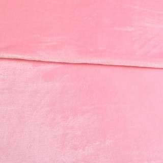 Велсофт двухсторонний розовый, ш.180