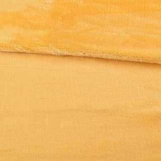 Велсофт двосторонній жовтий, ш.180