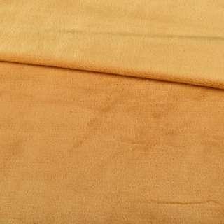 Велсофт двосторонній бежево-жовтий, ш.180