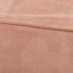 Велсофт двосторонній бежево-рожевий, ш.180