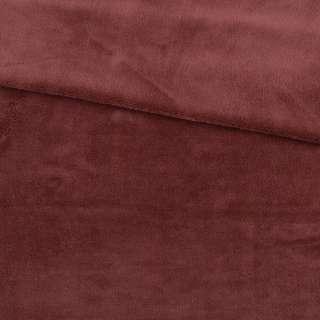 Велсофт двухсторонний коричнево-розовый ш.190