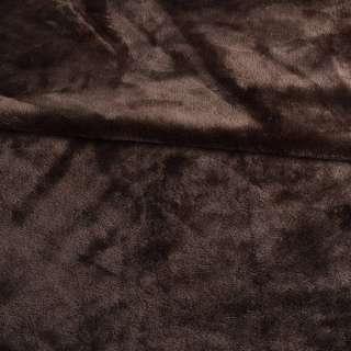 Велсофт двосторонній коричневий, ш.220