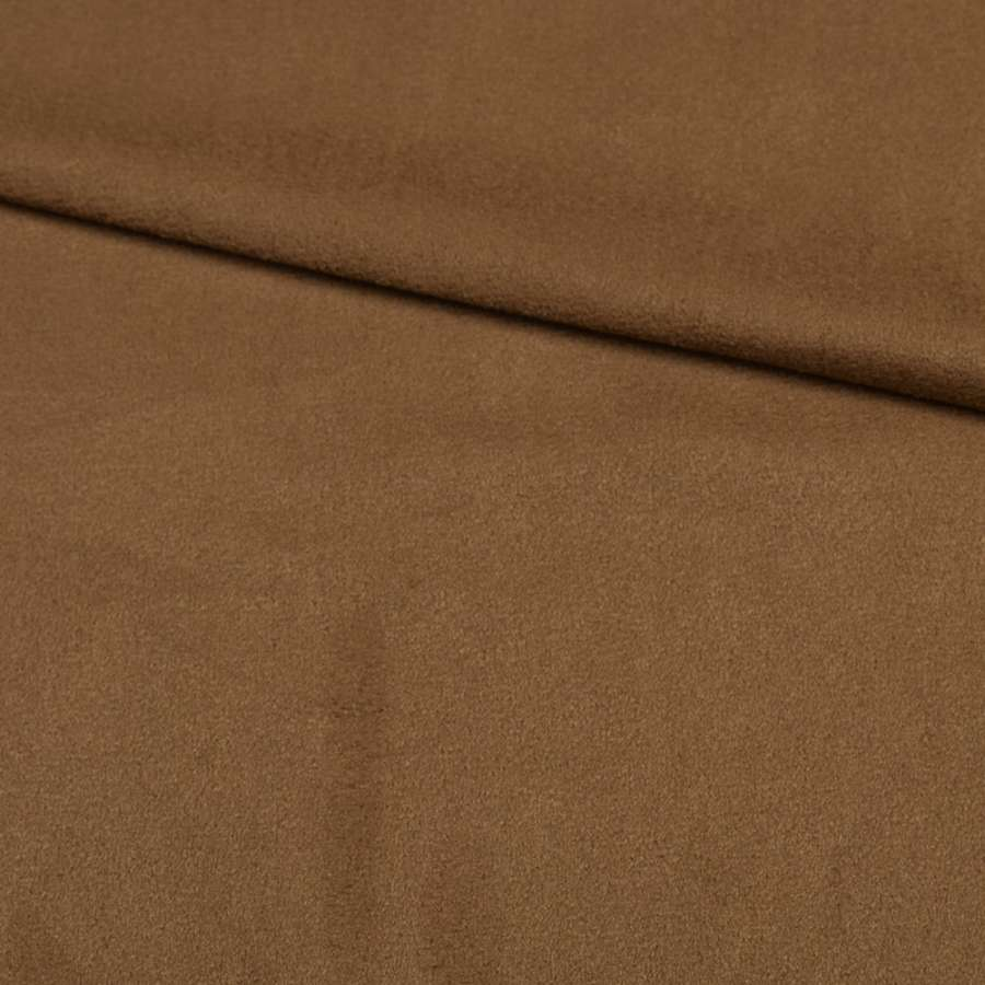 ALCANTARA (Замша искусственная ) коричневая, ш.150