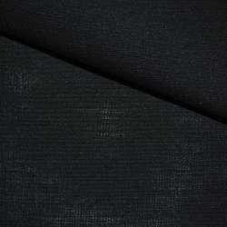 Бортовка черная однотонная ш.160