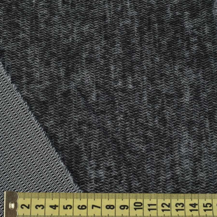 "Дублерин черно-серый ""KUFNER"", ш.150"
