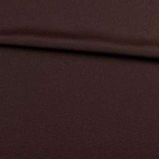 ткань скатертная коричневая темная, ш.320