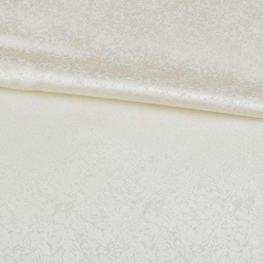 Жаккард скатертный фейерверк молочный, ш.320