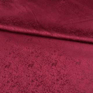 жаккард скатертный фейерверк бордовый, ш.320
