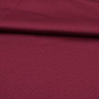 Ткань скатертная бордовая с атласным блеском, ш.320