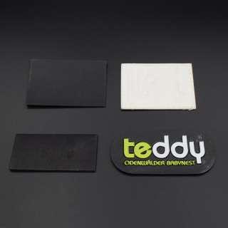Термоаппликация под кожу 90х40мм 75х35мм 75х50мм черные 50х70мм белая