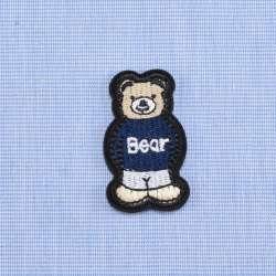 Аппликация клеевая BEAR, 50х30мм