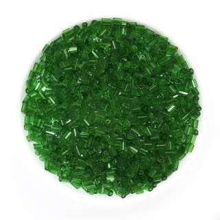 бісер т / зелений