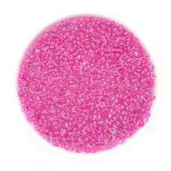 Бісер рожево-малиновий
