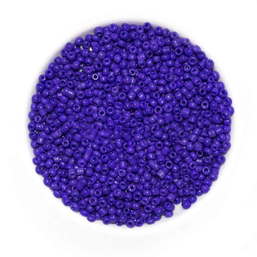 бисер св/фиолетовый