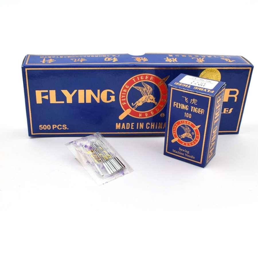 Иглы бытовые №80 Flying Tiger HA*1 (10 игл)