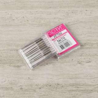 Иглы для трикотажа АРТИ №70 набор (10 игл) для швейных бытовых машин