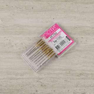 Иглы для трикотажа АРТИ №100 набор (10 игл) для швейных бытовых машин