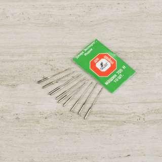 Иглы универсальные Индия №90 набор (10 игл) для швейных бытовых машин