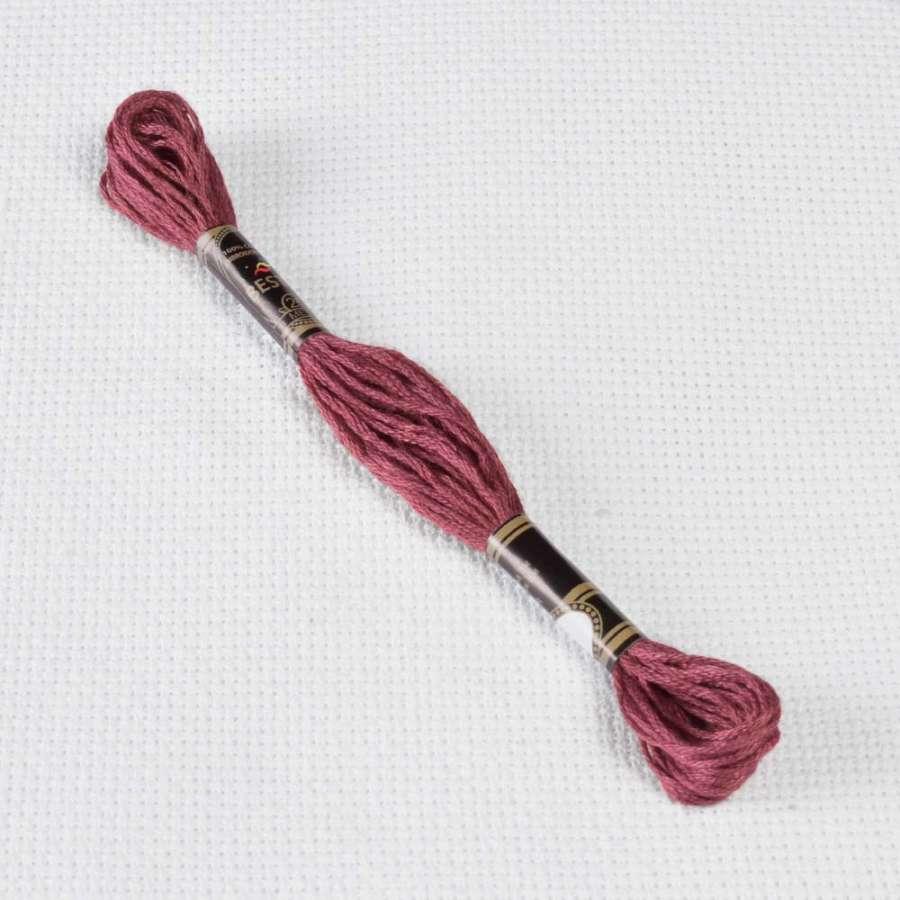 Мулине Bestex 315 8м, Античный розовато-лиловый, средний тёмный